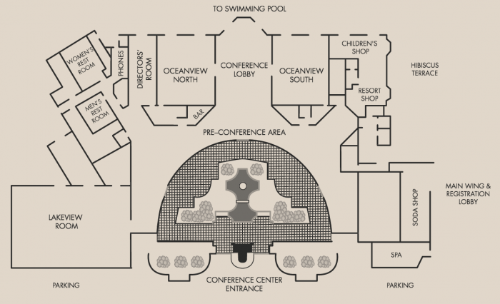 Meeting Space Map
