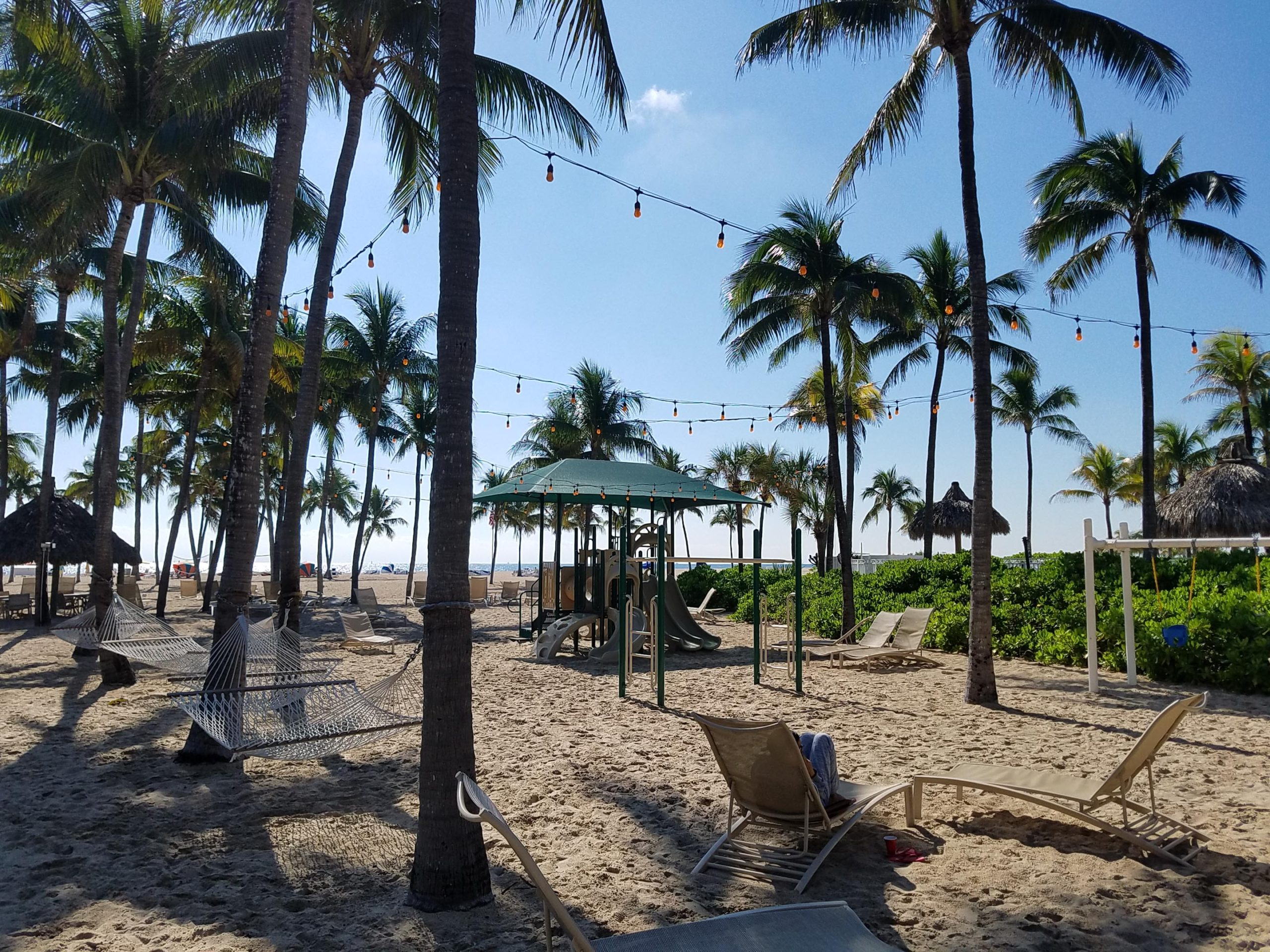 lago mar playground fort lauderdale beach