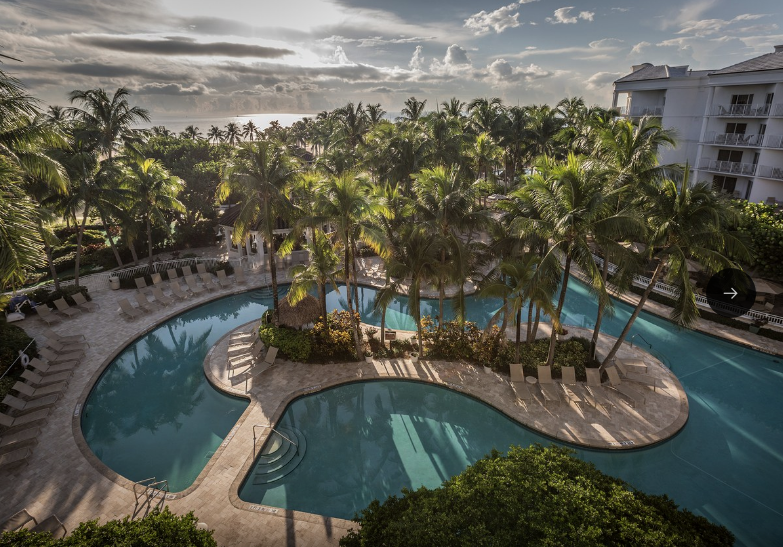 conde nast traveler 2018 readers choice awards lago mar