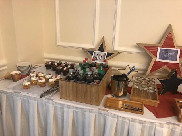 crystal star award reception