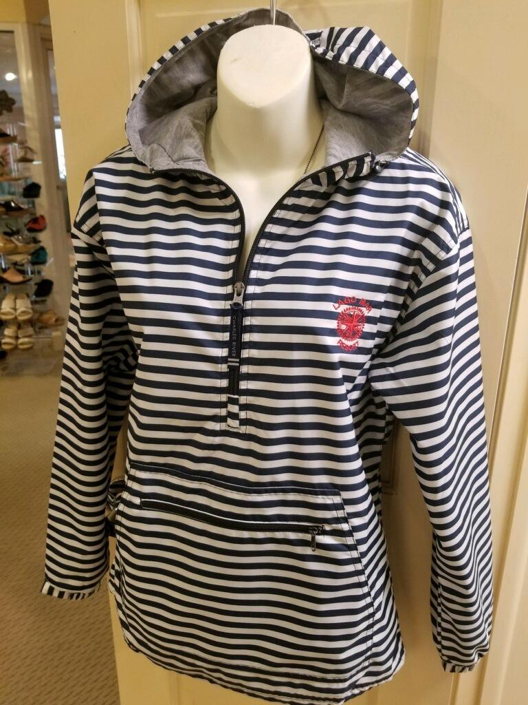 Lago Mar signature top hoodie