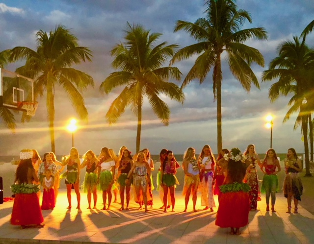 luau on the beach fort lauderdale debutante 2018