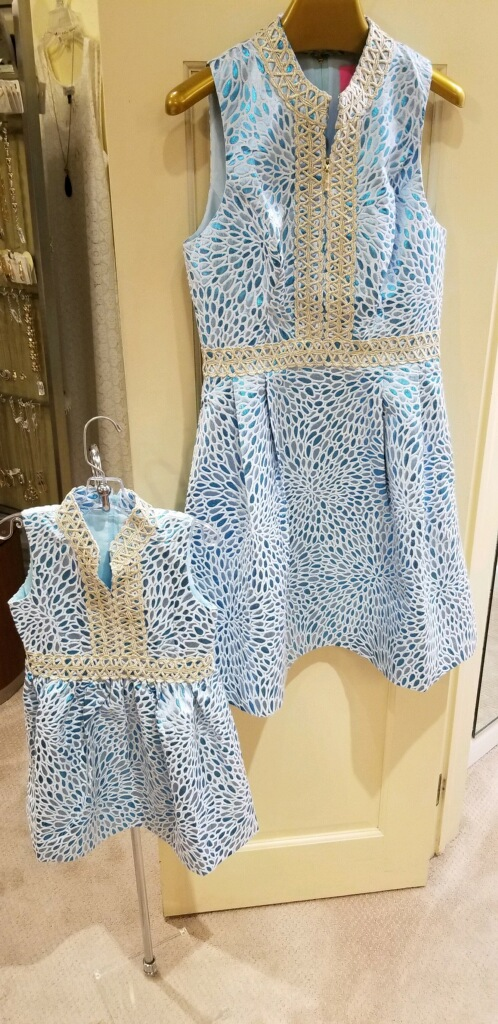 lilly pulitzer mother daughter set